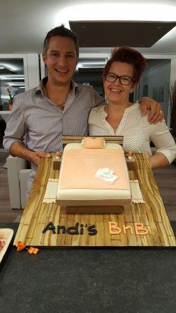 Andi & Marlène